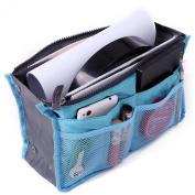 Focussexy Handbag Organiser Multi Pocket Purse Tote