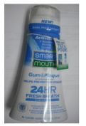 SmartMouth Clinical DDS (Gum & Plaque) Oral Rinse, Mint, 16 Fluid Ounce