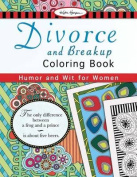 Divorce and Breakup Coloring Book