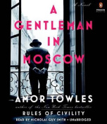 A Gentleman in Moscow [Audio]