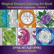 Magical Designs Coloring Art Book