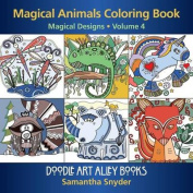 Magical Animals Coloring Book [FRE]