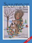 Scamper Tangles with Christmas - Bilingual
