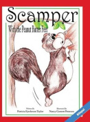 Scamper with the Peanut Butter Feet, Bilingual
