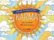Color 'n Postcards: Karma