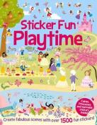 Sticker Fun Playtime