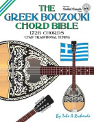 The Greek Bouzouki Chord Bible