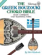 The Greek Bouzouki Chord Bible