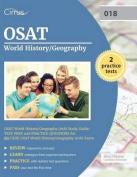Osat World History/Geography (018) Study Guide