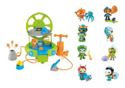 Octonauts Launch And Explore Octo-Lab With Complete Octo-Figure Creature Set