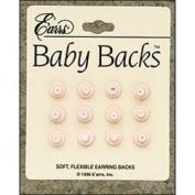 """Baby Backs"" Replacement Earring Backs, Soft Rubber Backs"