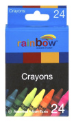 Promarx Crayons, Assorted Colours, 24 Count