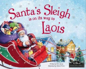 Santa's Sleigh is on it's Way to Laois