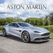 Aston Martin Calendar 2017