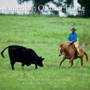 2017 American Quarter Horse Calendar