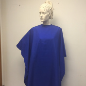 Shampoo Hair Cutting Salon Cape Royal Blue