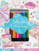Dream Colouring Kit with 15 Pencils