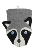 Furnis 12 x 15 cm Raccoon Mouth Washcloths