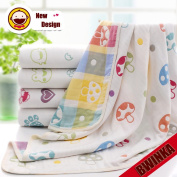 100% Natural Cotton gauze SOFT Baby Bath Towel and Baby Blanket ,Suitable for Baby/Adults,Perfect Gift