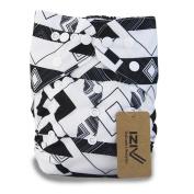 iZiv(TM) Newborn Organic Infant Waterproof/Adjustable/Reusable/Washable Pocket Cloth Nappy Fit Babies 0-3 Years