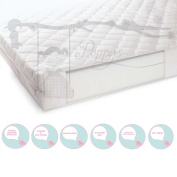 Baby Mini Cot Mattress - 100cm x 50cm Luxury Foam Mattress