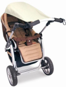Awning Sunshade for Prams with UV Protection