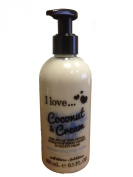 I Love... Coconut & Cream Moisturising Body Lotion 250ml