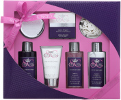 Style And Grace Luxury Beauty Toiletries Ultimate Bathing Indulgence Pack Of 6