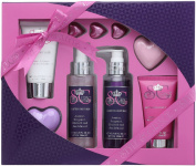 Style And Grace Toiletries Essence Heavenly Pamper Kit Beauty Gift Set Pack Of 6