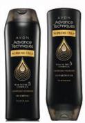 Avon Advance Techniques Supreme Oils Shampoo and Conditioner by Avon