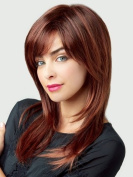MARIAN SW0023 Synthetic Long Hair Wig for Women +A Free Wig Cap
