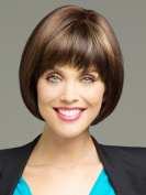 MARIAN SW0133 Synthetic Short Straight Fashion Layered Bob Wigs for Women +A Free Wig Cap