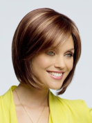 MARIAN SW0021 Synthetic Short Straight Fashion Layered Bob Wigs for Women +A Free Wig Cap