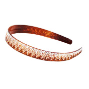 Wide-brimmed Diamond Hair Band Non-slid Beautiful Hairbands Hair Accessory-02