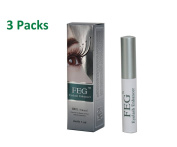 3 x Feg Eyelash Enhancer Serum - 3 ml