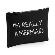 I'm Really A Mermaid Make-Up Bag / Accessories Case