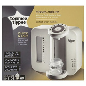 Tommee Tippee Closer to Nature Prep Machine White
