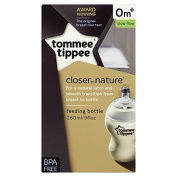Tommee Tippee Closer To Nature 260ml Single Bottle