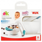 Annabel Karmel by NUK Masher and Bowl