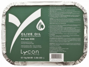 OLIVE OIL Hot Wax, depilation, depilatory, hair removal, LYCON