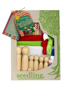 Seedling Create a Christmas Nativity Scene Craft