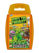 Top Trumps - Plants Vs Zombies Card Game