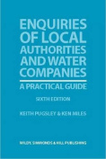 Enquiries of Local Authorities and Water Companies