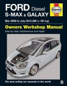 Ford S Max & Galaxy Diesel Owners Workshop Manual