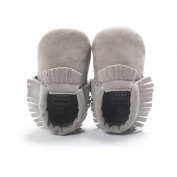 Trendy Suede Soft Sole Baby Shoe Moccasin 11-13cm