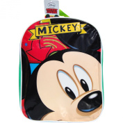 Disney Mickey Mouse Multicoloured School Travel Backpack Bag