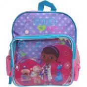 Girl's Disney Doc McStuffins School Stationery Set & Backpack Bag