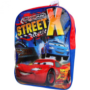 Boy's Disney Pixar Cars StreetX Large Travel Backpack Bag