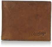 Rawlings Men's Rugged Flipfold Cognac