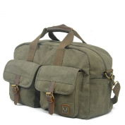 Ucsports Canvas Travel Bags Fitness packages Gym sports bag Big Capacity handbag luggage